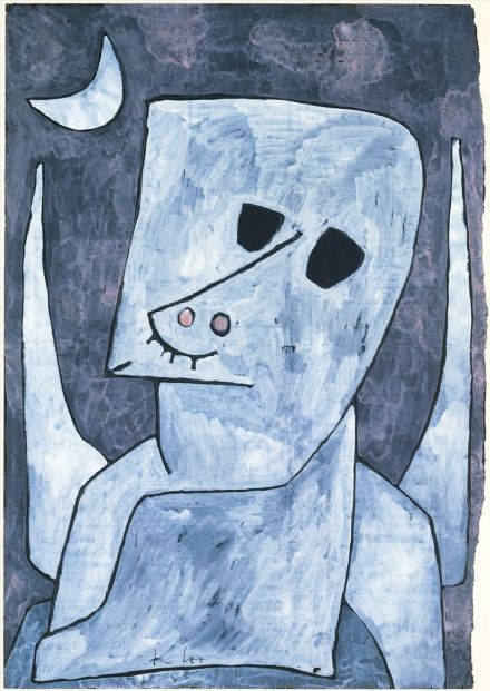 Klee, Paul: Angel Applicant. Fine Art Print/Poster (5021)